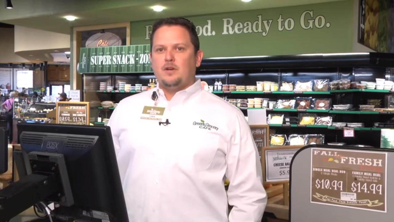 Grocery POS Systems Greens Grocery & Cafe POS Nation Case Study