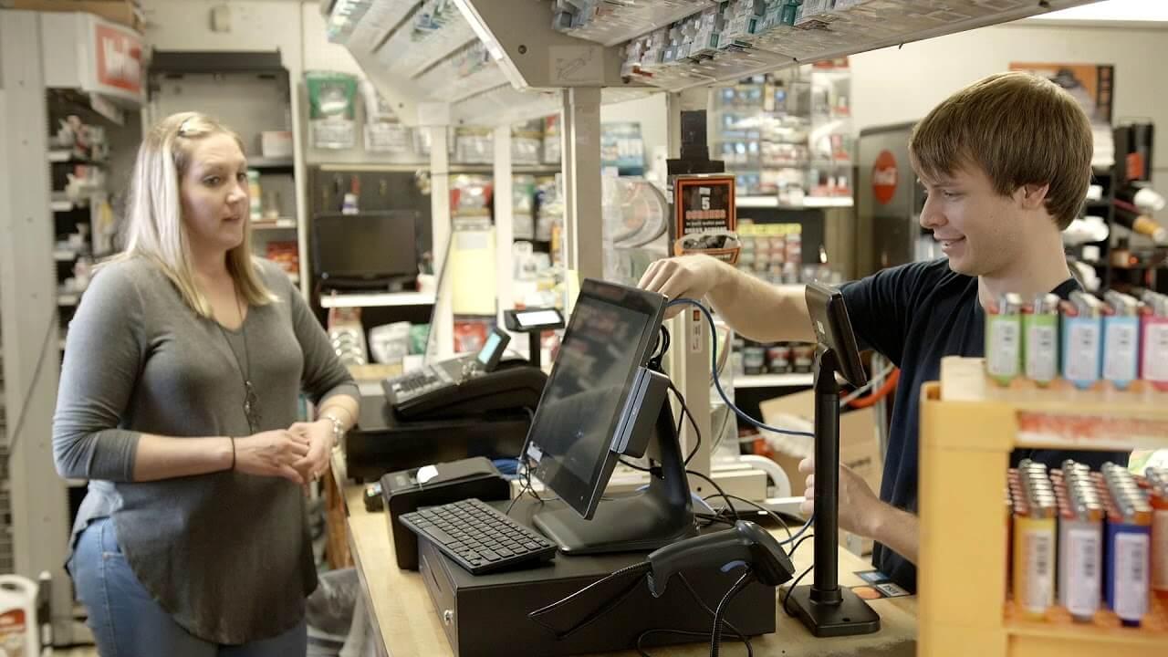 Quick Service Mart Convenience Store POS Testimonial